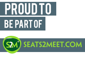 Proud to be part of Seats2meet.com